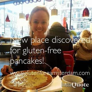 gluten-free Amsterda