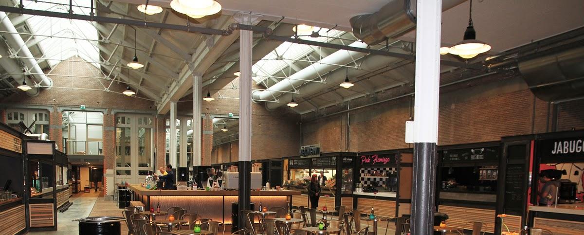 Foodhallen-dak