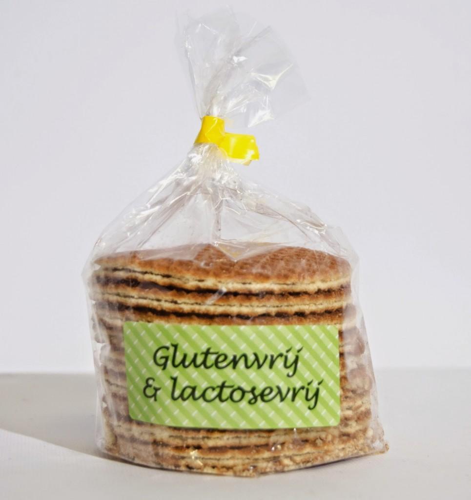 glutenvrije stroopwafel