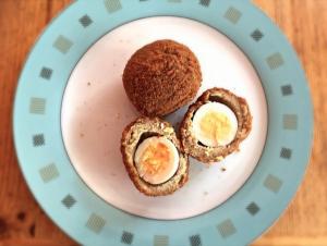 glutenvrije schotse eieren