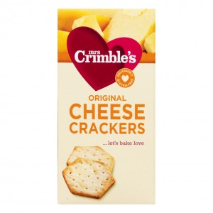 glutenvrije kaascrackers