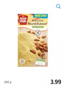 glutenvrije amandelbakmeel