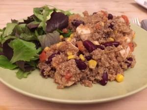 glutenvrije quinoa