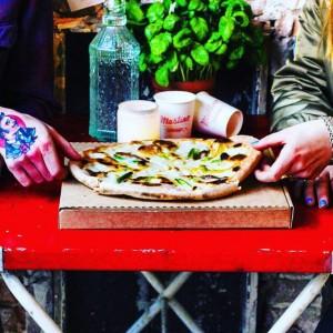 glutenvrije pizza Amsterdam