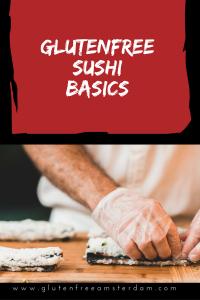 glutenvrije sushi