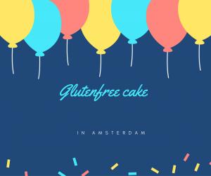 Glutenvrije taart amsterdam