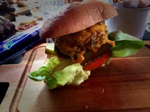 Glutenvrij hamburgers