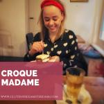 Croque madam