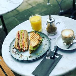 glutenvrije lunch Amsterdam Oost