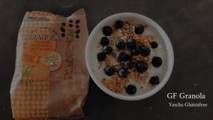 glutenvrije granola