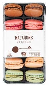 Glutenvrije macarons