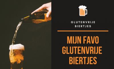 glutenvrije biertjes