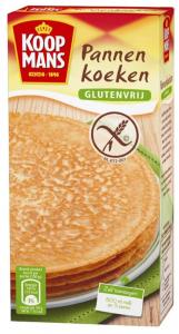 glutenvrije pannenkoekenmix