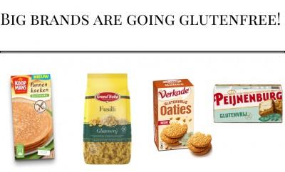 Big brands are going glutenfree!